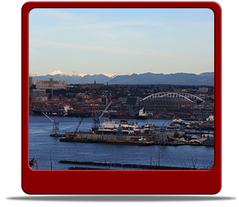 Photo of Seattle Port